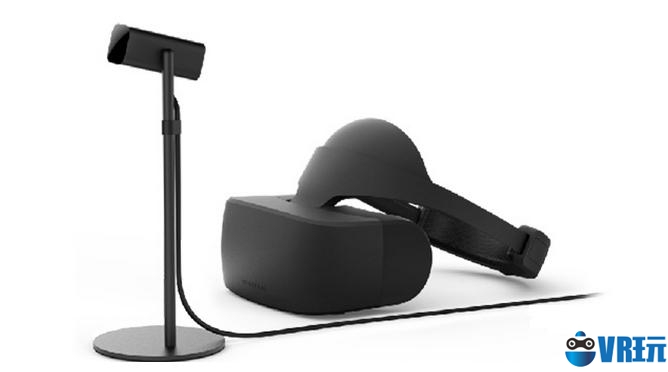 Hypereal发布最新VR头显,画风奇异