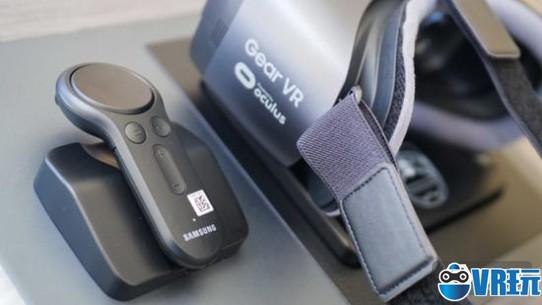 配无线控制器!三星推新版Gear VR,360相机,268元起!