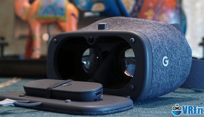 Daydream View添加VR资讯和手柄电量提示功能