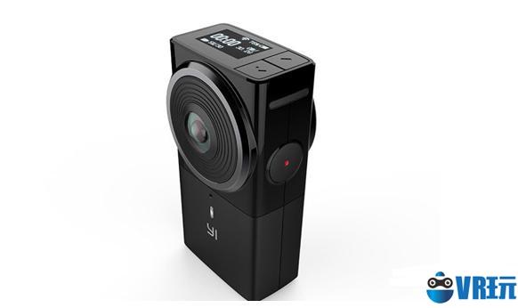 小蚁发布5.7K 360度VR相机,售价399美元