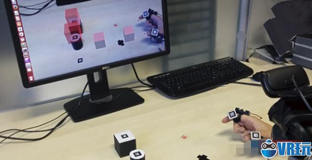 意大利锡耶纳大学为手指研发两款不同的触感设备