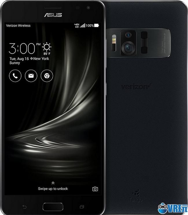 华硕ZenFone AR北美开售,由Verizon独家承销