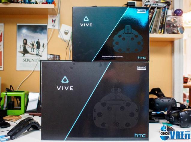 一次次的小改动,带来大大不同的HTC Vive小新版