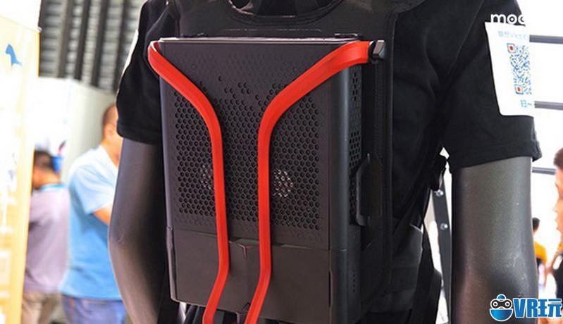 联想首款VR背包来了!预售价14999元起