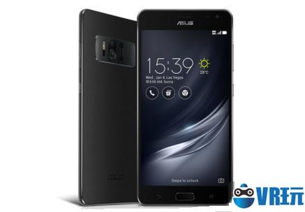 8GB运存华硕ZenFone AR开卖:售价高达5618元