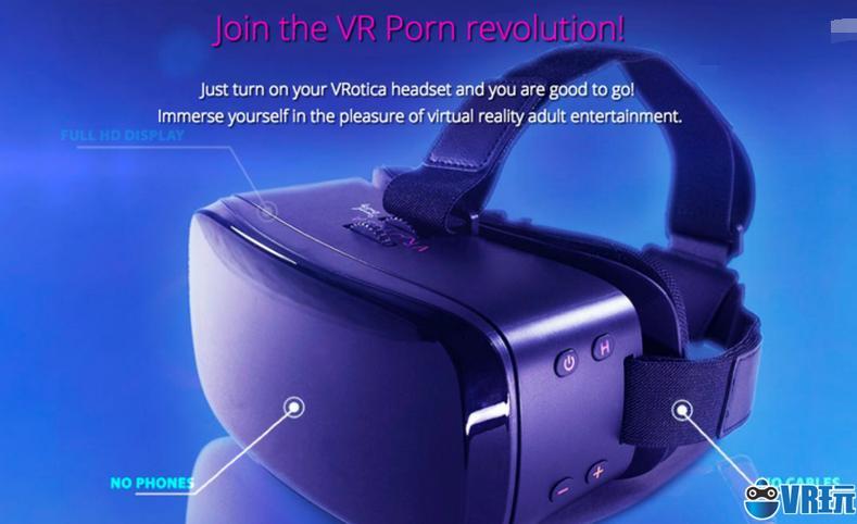 """专门用来""""开车""""的VR眼镜VRotica上市啦!老司机还等什么"""