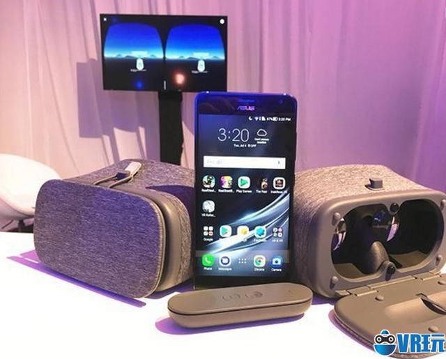 华硕ZenFone AR手机正式登陆马来西亚,售价6000元