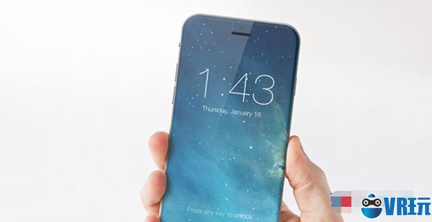 传iPhone 8将后置3D激光系统,提高AR应用精度