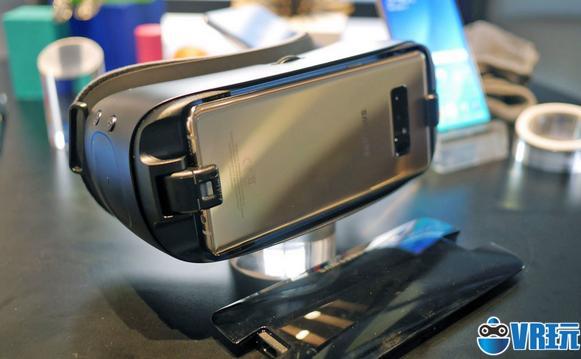 新款Gear VR细节透露,配套全新控制器,尺寸更大