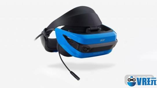 宏碁Windows VR头显正式版