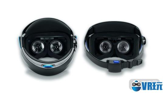 宏碁Windows VR头显正式版,改善头戴设计,舒适性提高