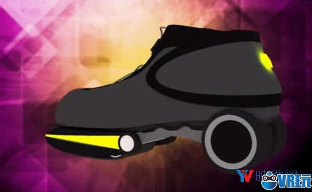 VR鞋Vortrex登陆IndieGogo众筹