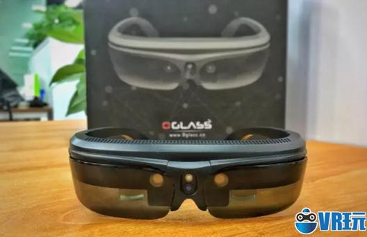 基于英特尔平台,国内AR公司0glass宣布量产AR眼镜Danny