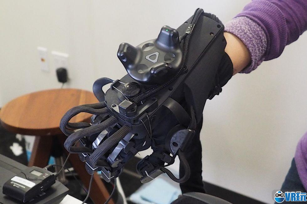 HaptX基于微气泡的触觉手套,让虚拟世界的手拥有真实之感