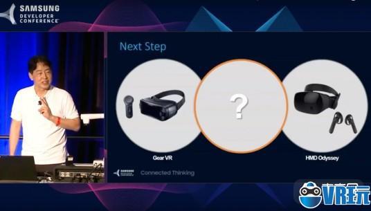 将Gear VR和Odyssey优点结合,三星将推6DoF VR一体机