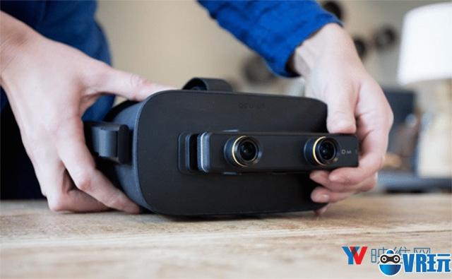 售价499美元,ZED Mini可将Rift/Vive变成AR头显