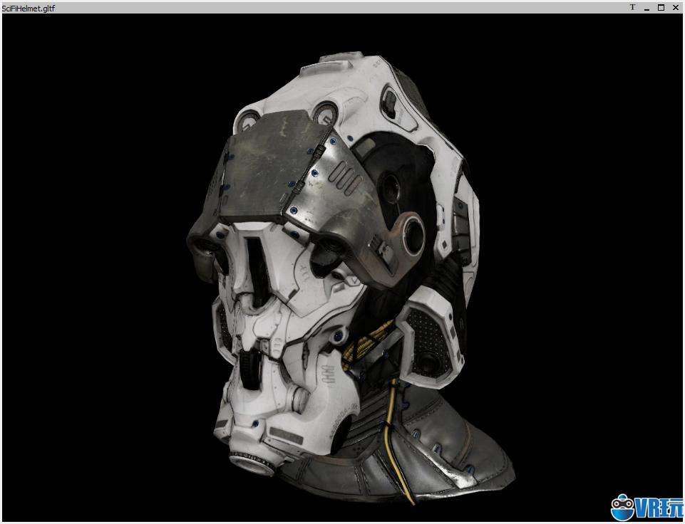 AMD发布Compressonator V2.7,支持gITF 3D模型压缩