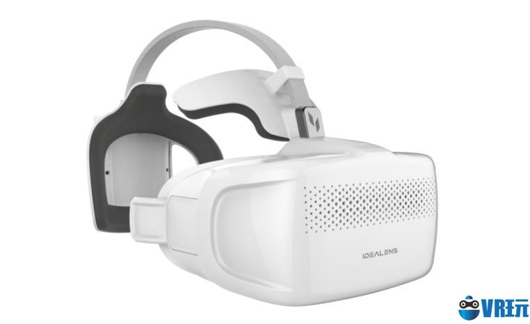 IDEALENS发布第三代VR一体机K3,及VR教育方案