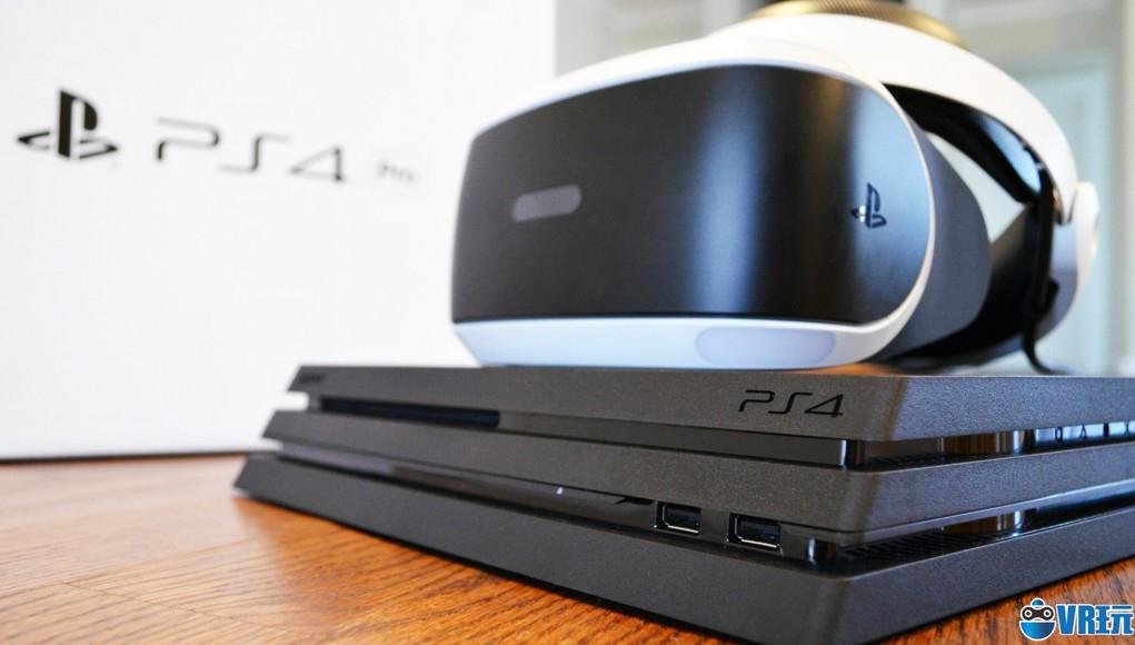 索尼PS4销量7600万,PSVR超200万,对头微软在VR又落后了?