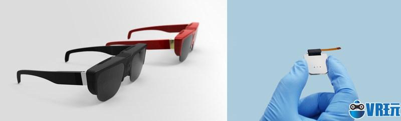 LetinAR展示最新AR光学方案,显示清晰不易疲劳