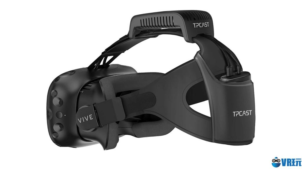 升级版TPCast Plus发布,增强稳定性和抗干扰性能