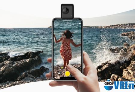 Insta360推出新品:Nano S,支持4K、360度全景视频、售价1499
