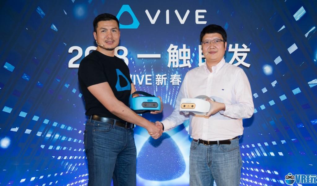 HTC正式发售VIVE FOCUS一体机
