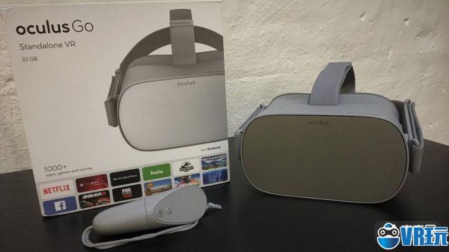 Oculus Go开发者版曝光,消费者版也快来了