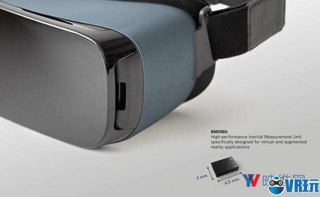 Bosch为AR-VR发布新六轴IMU传感器