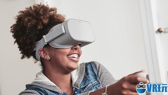 Facebook计划在5月份推出Oculus Go VR独立头盔