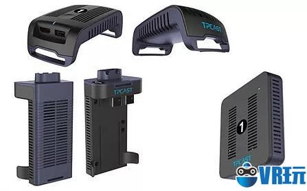 首个多人无线VR方案冲击北美市场,TPCast商业版支持4人无线VR