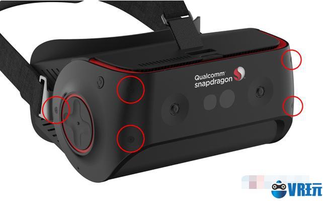 高通845 VR一体机参考设计提供超声波6DoF控制器追踪