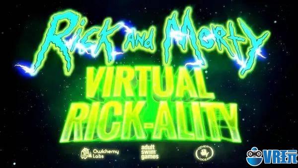 PSVR版《瑞克与莫蒂VR》周边福利发布限量版手办