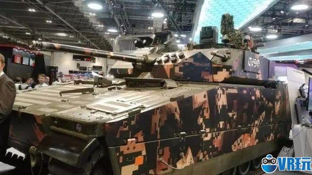 AR技术已在军事领域得到大量应用