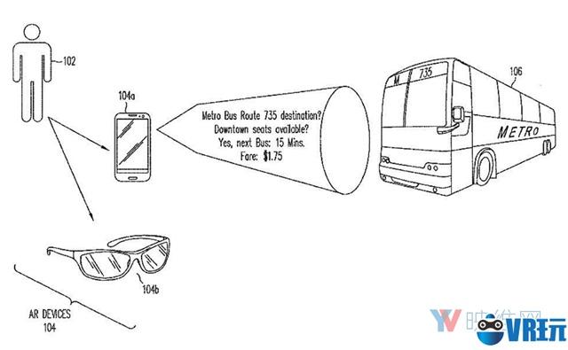 为AR眼镜提供支付能力,Paypal获得AR支付专利