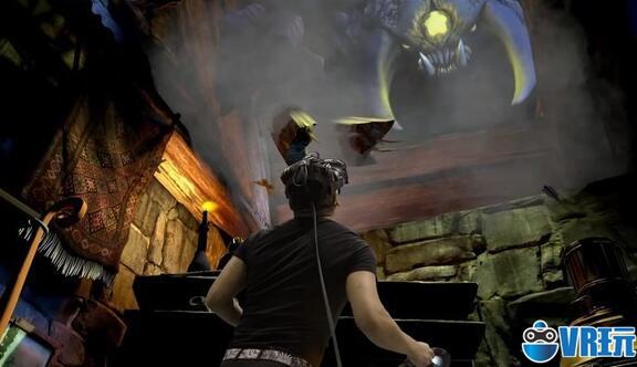 VR游戏《上古卷轴》创造单次游戏最长时间记录