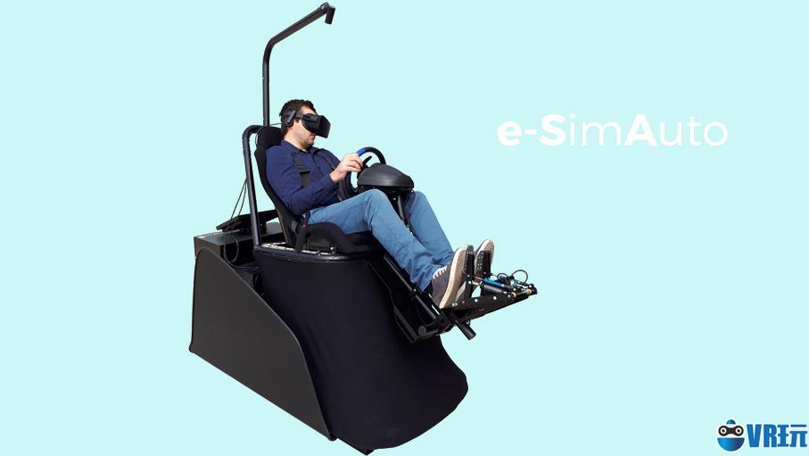 基于位置的VR可以让人们便捷体验VR 5D体验