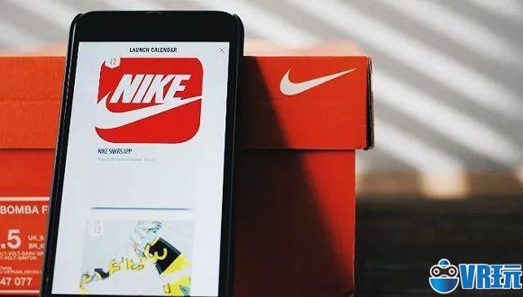 耐克采用AR技术促销限量版运动鞋