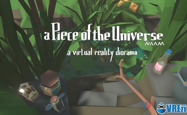 这个死宅用VR打造出属于自己的度假胜地