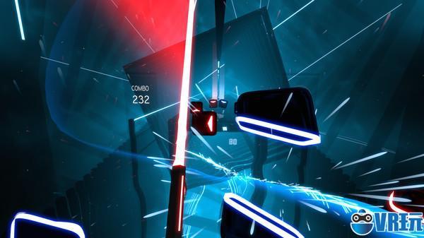 VR音游《节奏光剑》更新中加入关卡编辑器