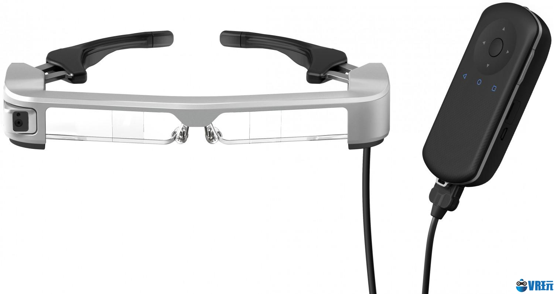 爱普生MOVERIO AR智能眼镜支持生物识别技术