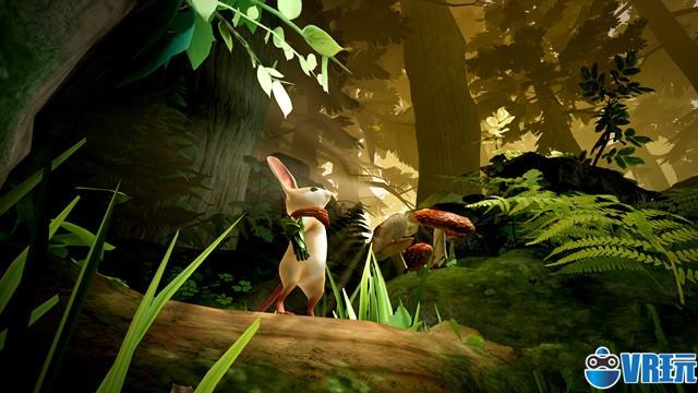 VR冒险游戏《Moss》将在下月在欧洲发布