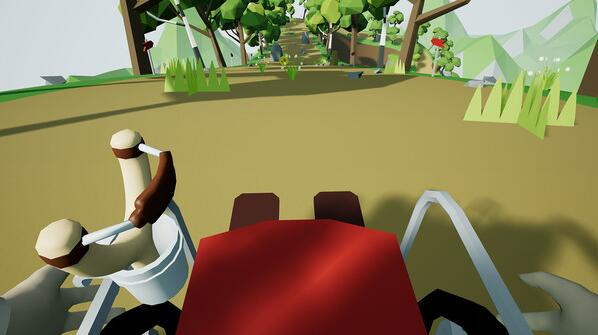 VR游戏《轮椅模拟器》上架Steam平台
