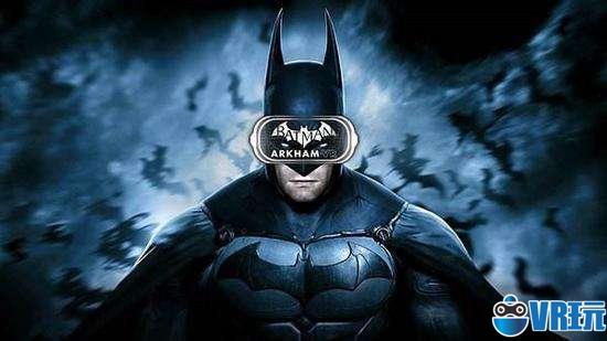 以蝙蝠侠的视角来俯瞰哥谭市《蝙蝠侠:阿卡姆VR》PC版体验