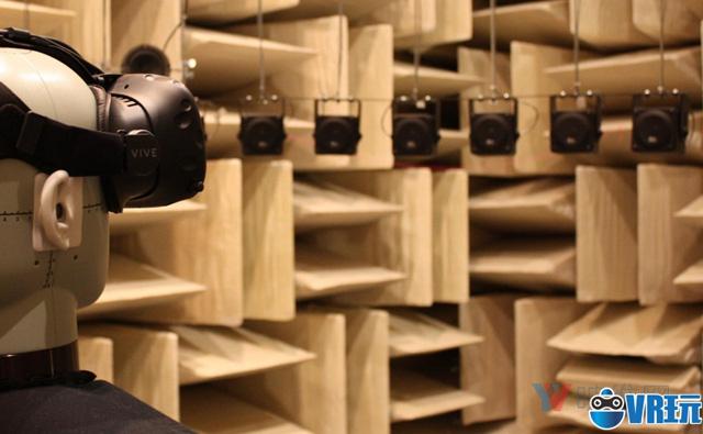 研究人员利用VR研究声学,探索别无二致的真实模拟