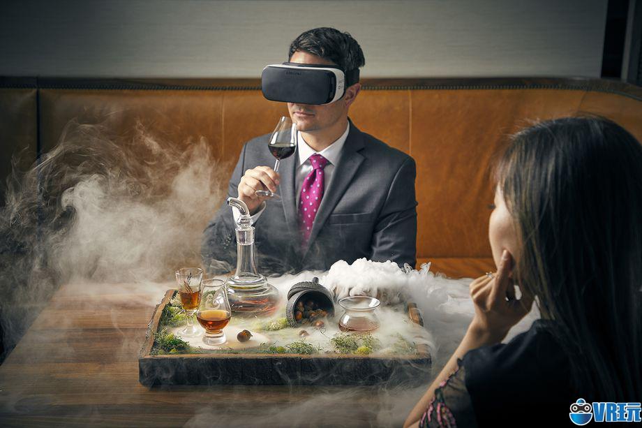 VR让消费者产生浓厚兴趣并改善用户体验
