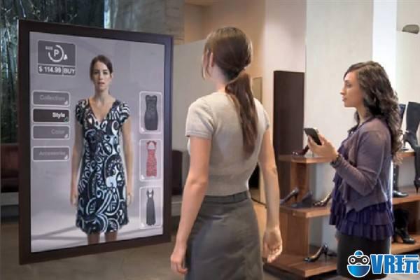 AR零售技术突飞猛进 身体测量AR应用程序Fit Freedom推出