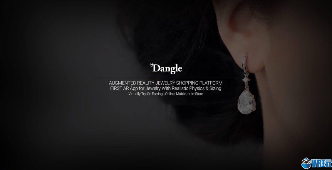 AR购物应用《Dangle AR》让你如同明星般走红地毯