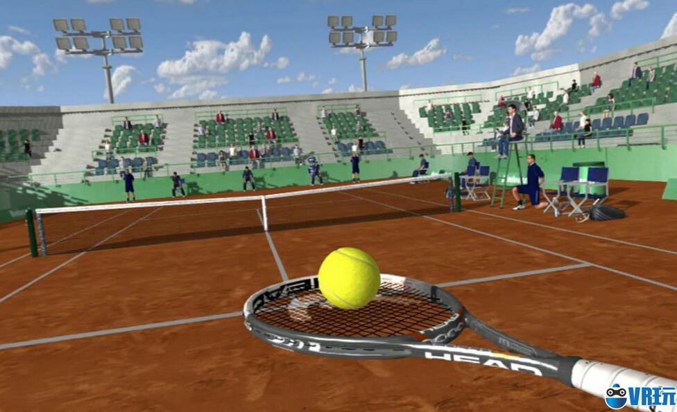 随时挥拍《梦想网球比赛VR》登陆PS<a href=http://www.ivrwan.com/tag/8063/ target=_blank class=infotextkey>VR平台</a>