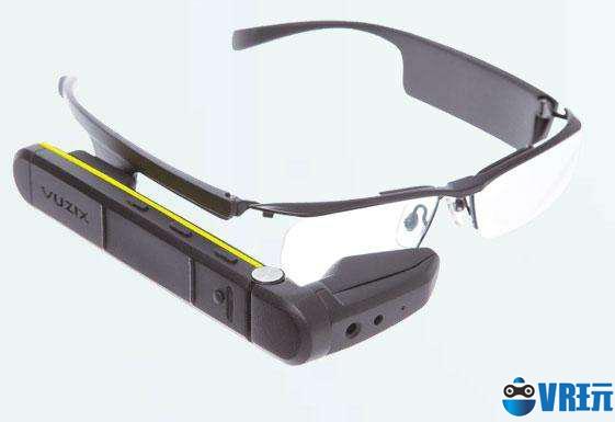 AR前景看好 智能眼镜开发商Vuzix第一季度营收增长28%